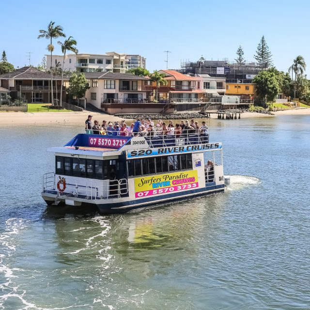 Gold Coast boat cruise